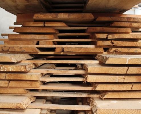English Oak Planks