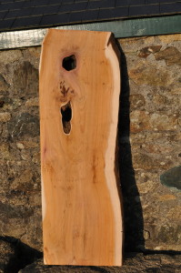 stunning wide yew board